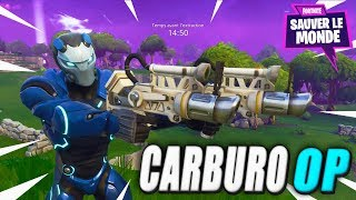 Is the Carburo operational? Fortnite Saving the World