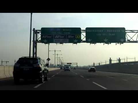 Triboro Bridge May 10 2001 Eastbound
