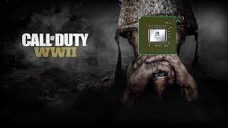 Call of Duty WWII на слабом ноутбуке