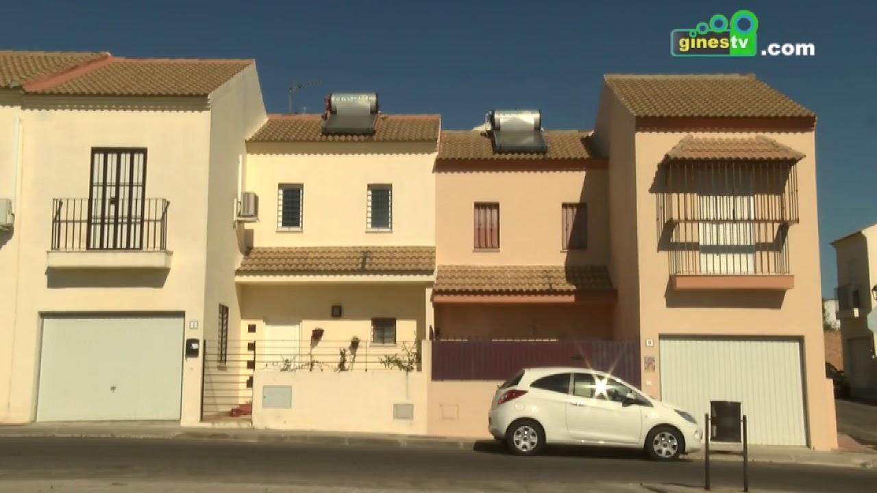 500 familias de Gines se benefician de la bonificación del IBI para viviendas con placas solares