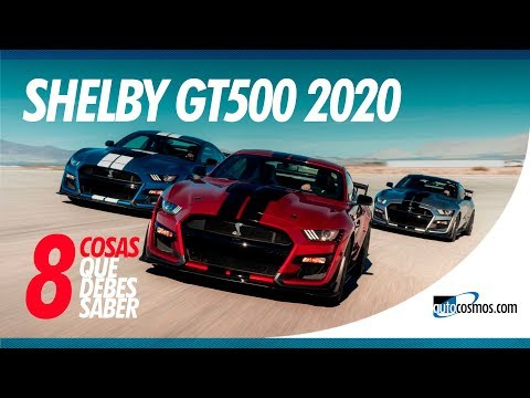 Ford Mustang Shelby GT  -  cosas que debes saber