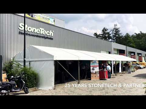 25 Years StoneTech & Partners