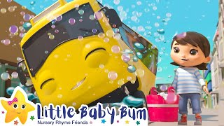 Work Hard Song | Nursery Rhymes and Kids Songs | Baby Songs | Little Baby Bum
