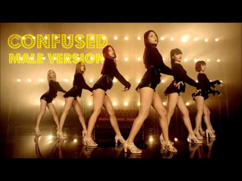 AOA - Confused [Male Version]