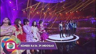 Download lagu JEGER!! Tonton Semua Penampilan 24 Diva Divo di Konser Raya 24 Indosiar yuk!
