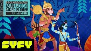 Asian American & Pacific Islander Animators Celebrate Science Fiction | SYFY x Tongal Presents