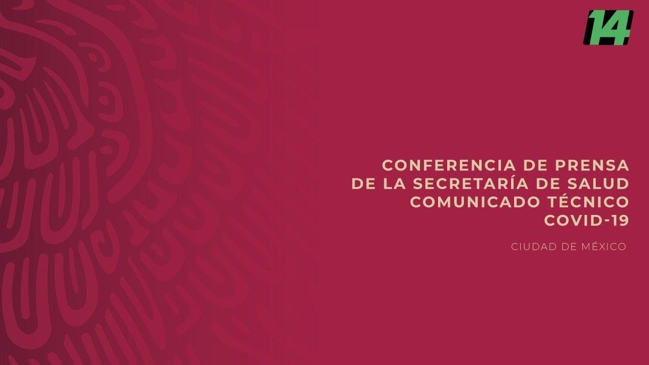 Conferencia de prensa. Informe diario sobre coronavirus COVID-19 en México. 06/04/2020
