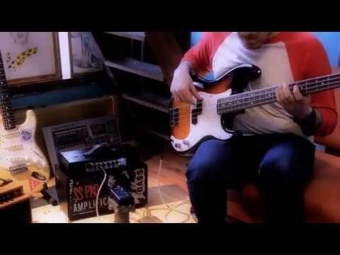 AMPLIFICADOR SS PRO 30 Bass -Joni Monty test#3