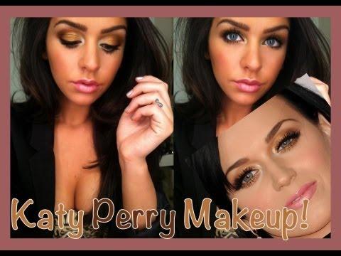 Katy Perry Makeup Tutorial Under $15