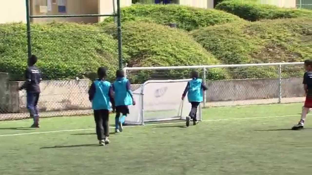 Loisirs : des actions ludiques autour du foot pour 600 jeunes