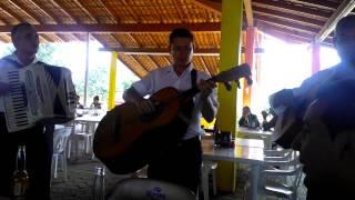 Vidal un gran musico vidente de La Huerta, Jalisco