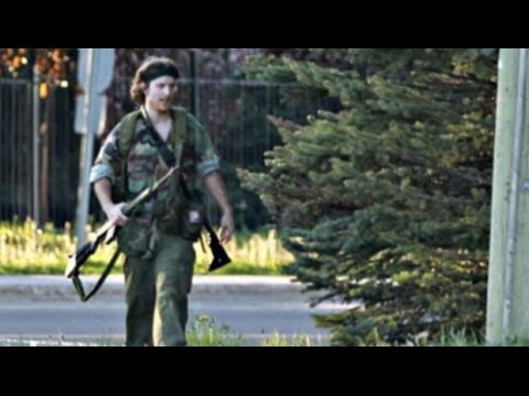 Justin Bourque: Moncton shooting suspect