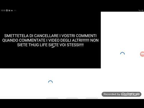 Elia Killer, Cancella I Commenti!-
