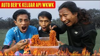 SEPAKBOLA vs SAMYANG + BON CABE Level 15 x 2 🔥🔥