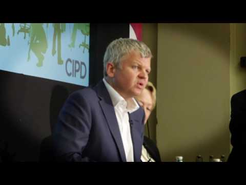 Adrian Chiles: National alienation and the human future of work