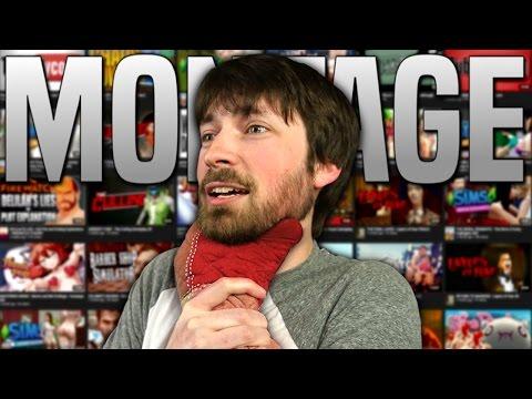 WHY DO I BREAK EVERYTHING? - CaptainSauce Montage