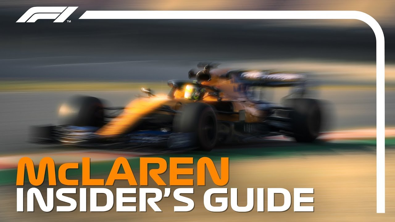 Download Everything You Need To Know About McLaren   F1 Testing 2019