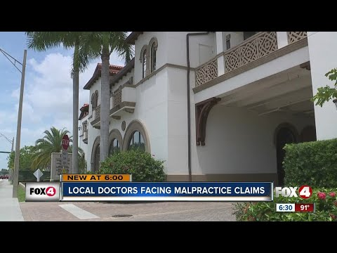 SWFL doctors paying big for malpractice lawsuits
