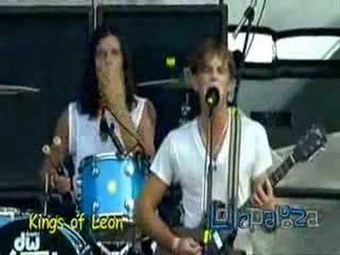 Kings of Leon - Milk @ Lollapalooza