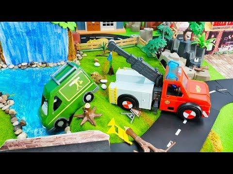 Feuerwehrmann Sam: Einsatz für Feuerwehrauto Phoenix - Spielzeug Film für Kinder
