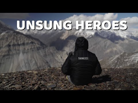 Unsung Heroes | Documentary | Mooroo x Saad Munawar x Ali Sadpara