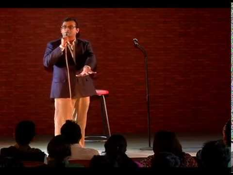 Naveed Mahbub's Stand-up Comedy - Available on Biman's In Flight Entertainment from April 2015