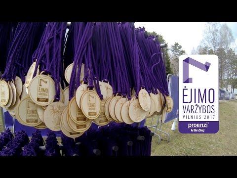 Mass Proenzi ArthroStop walking competition in Vilnius! #walk15