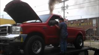 Blowby Ford Powerstroke Hp