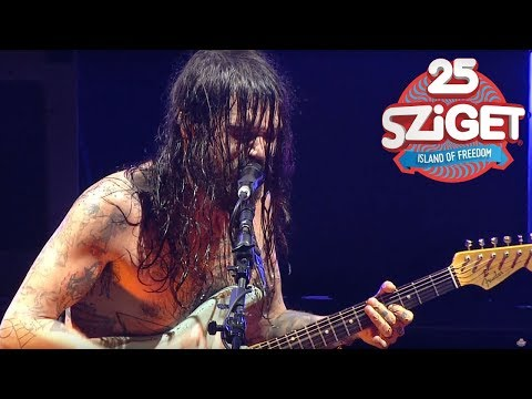Biffy Clyro - Many of Horror LIVE @ Sziget 2017