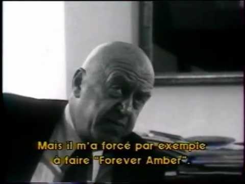 Cinéma Cinémas - Otto Preminger - New York 72 - 1986