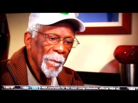 Bill Russell: The way I play, my team wins