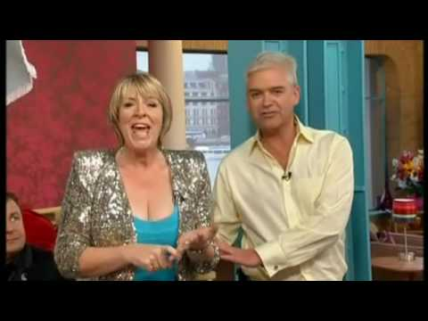 Fern Britton's last ever This Morning 9 of 9 - 17th July 2009 - her final farewell