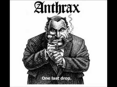 Anthrax - One Last Drop (FULL ALBUM)