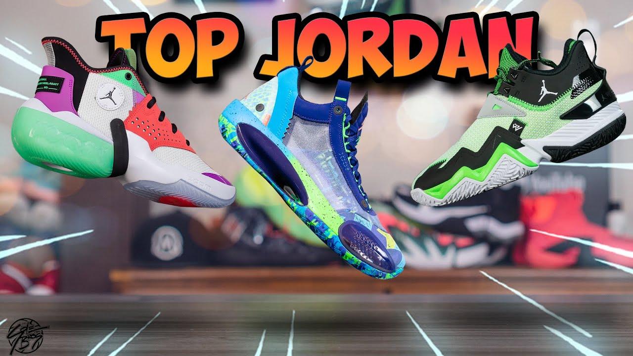 Top 5 Best JORDAN Basketball Shoes 2020!