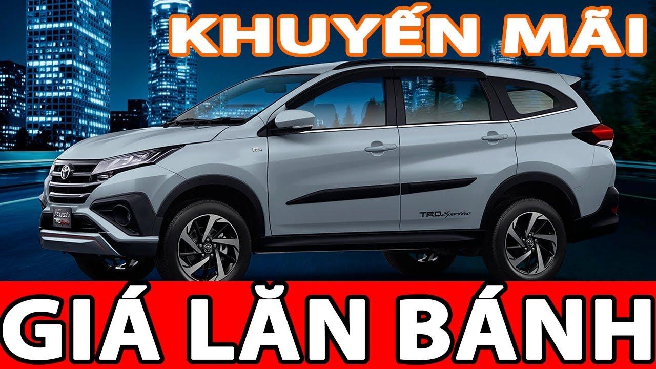 668 Triệu Toyota Rush 2020 Giá Lăn Bánh Bao Nhiêu? Khuyến MÃI Như Thế Nào? #ThếSơnToyota#Rush2020