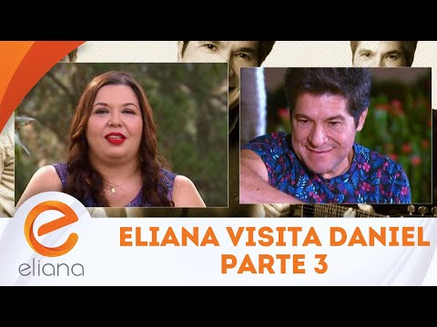 Eliana visita Daniel - Parte 3 | Programa Eliana (29/04/18)