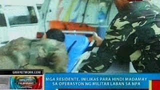 BP: Sundalo patay matapos makabakbakan ang grupo ng NPA sa Misamis Oriental; 6 sugatan