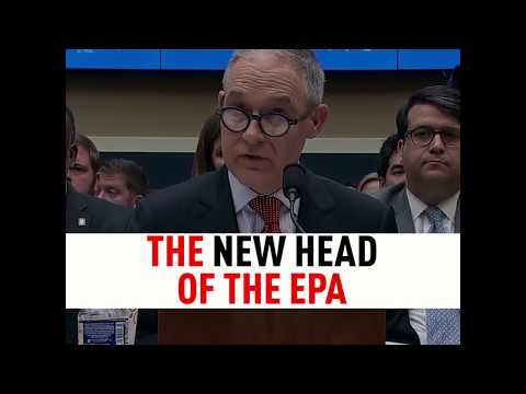 The New EPA Chief: Andrew Wheeler