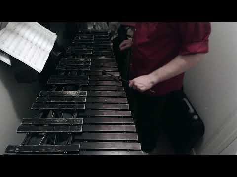 Rock Around The Clock On Marimba