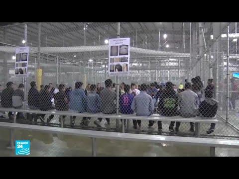 ما يجري في مراكز احتجاز الأطفال المهاجرين في تكساس الأمريكية لا يصدق!  - 11:55-2019 / 6 / 25