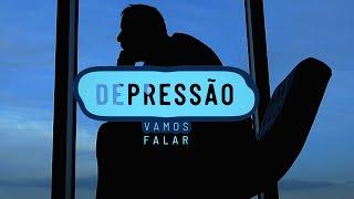 Trailer do documentário VAMOS FALAR Depressão