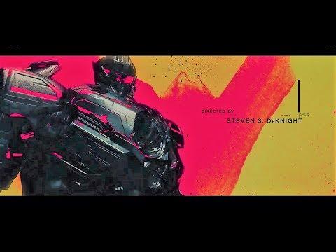 Pacific Rim : Uprising (2018) - End Credits HD