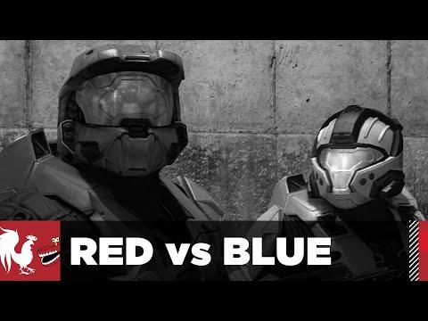 Season 14, Episode 14 - Grey vs Gray   Red vs. Blue