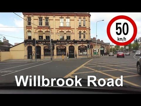 Dash Cam Ireland - Willbrook Road - Rathfarnham, Dublin