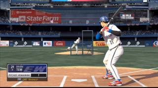 MLB 11: The Show | Road To The Show | AA Minor League All-Star Game