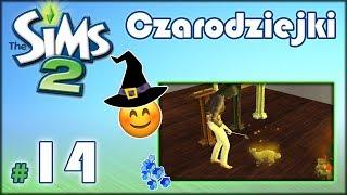 """✨ CZARODZIEJKI - The Sims 2 - #14 - """"Chowaniec"""""""