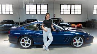 Why the Ferrari 550 Maranello is a great low maintenance V12 Ferrari