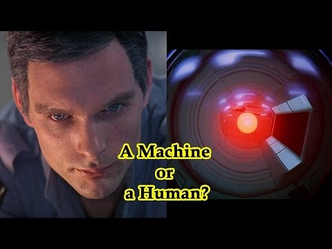 A Machine or a Human - who will win? Computer Chess Game Video!