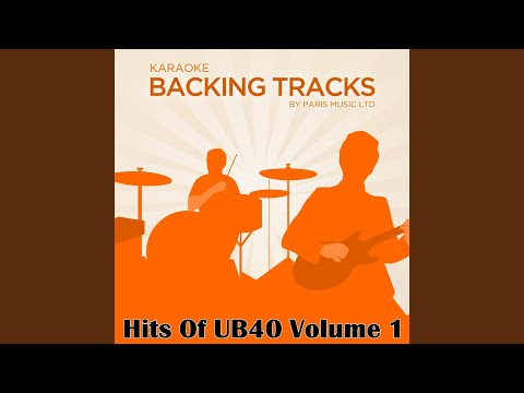 Bring Me Your Cup (Originally Performed By UB40) (Full Vocal Version)
