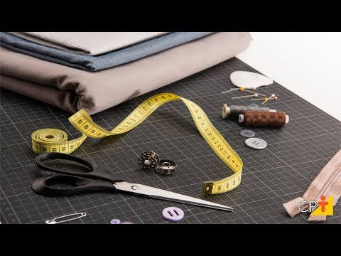 Clique e veja o vídeo Curso Confecção de Camisas Masculinas - Como Tirar Medidas - Curso CPT
